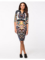 River Island 3/4 Pencil Dress