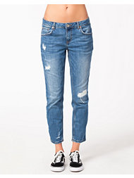 River Island Straight Crop Florence Denim