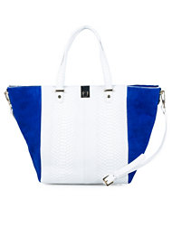 River Island Tab Mini Structured Tote