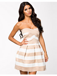 River Island Bandeau Dress