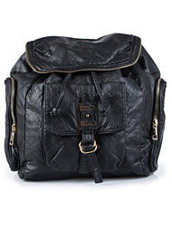 River Island Pocket Rucksack