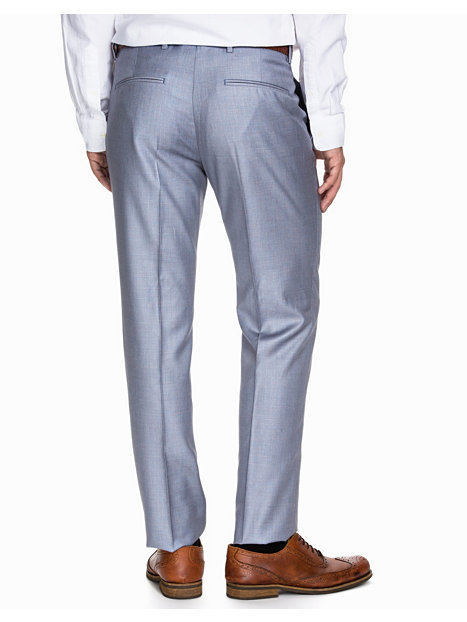 Lilac Suit Trousers