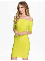 River Island Scuba Bodycon Dress