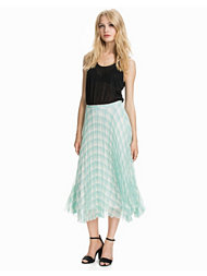 River Island Dion Check Skirt