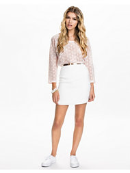 River Island Plain Skirt With Belt