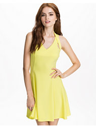 River Island Sless Cross Strap Skater Dress
