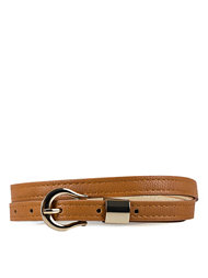 River Island Skinny Melt Tip Wrap Over Belt