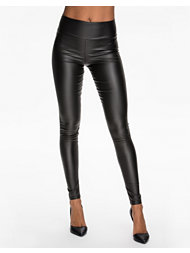 River Island Black HW Leggings