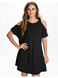 River Island Cold Shoulder Swing Dress