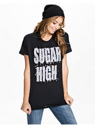 River Island SS Sugar High BF Tee