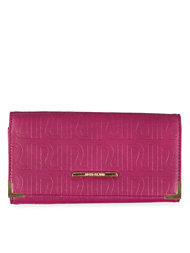 River Island Embossed Foldover Purse