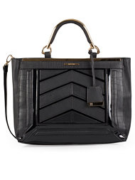 River Island Chevron Detail Tote