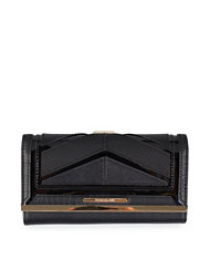River Island Deco Cliptop Purse