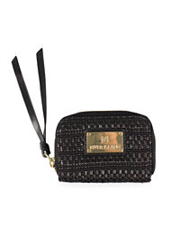 River Island Weave Mini Purse