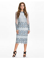 River Island LS Embellsihed Dress