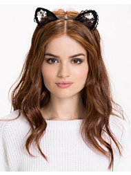 River Island Lace Kitten Ears