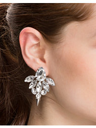River Island Crystal Studs