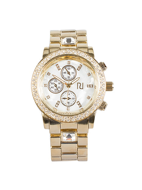 bling river island yellow watches