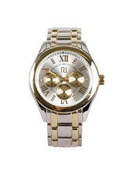 River Island Mixed Metal Watch