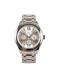 River Island Silver Pink Watch