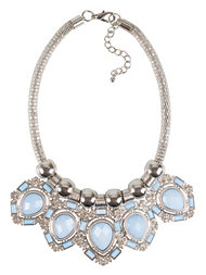River Island Teardrop Necklace