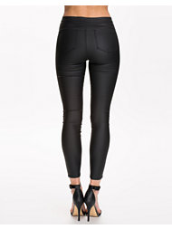 River Island Tube Pant Coated