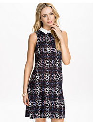 River Island Print Shift Dress
