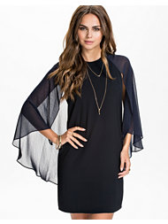 River Island Cape SLV Shift Dress