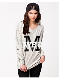 Jacqueline de Yong Daze Treats Print Sweat