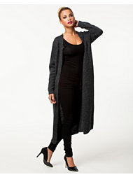 Y.A.S Super Long Knit Cardigan