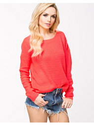 Jacqueline de Yong Madison Knit Boatneck