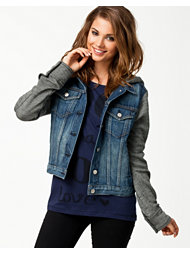 Rag & Bone Jean Jacket With Hood