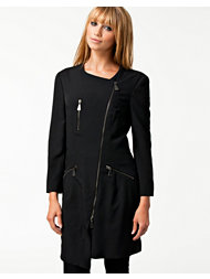 Alexander Mcqueen Tailored Zip Dress