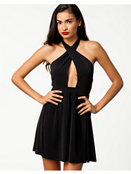 Notion 1.3 Skater Cut Out Dress
