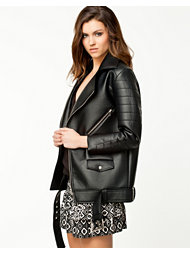 Notion 1.3 Scuba Belted Biker Jacket
