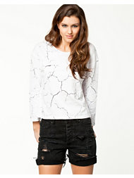 Notion 1.3 Marble Jersey Top