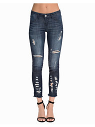 Notion 1.3 Destroyed Skinny Jeans