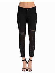 Notion 1.3 Destroyed B Skinny Jeans