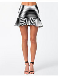 Notion 1.3 Scuba Striped Skirt