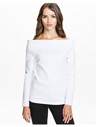 Notion 1.3 Scuba Off-Shoulder Top