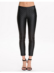 Notion 1.3 Quilted Faux Trousers