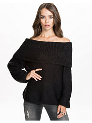 Notion 1.3 Off-Shoulder Heavy Knit