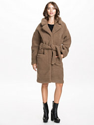 Notion 1.3 Teddy Long Coat