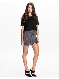 Notion 1.3 Printed Drapy Skirt