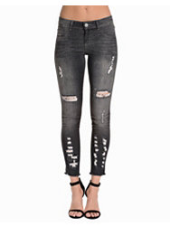 Notion 1.3 Destroyed G Skinny Jeans