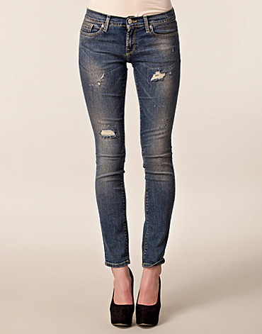 JEANS - HILFIGER DENIM / NINA SKINNY BLOOM JEANS - NELLY.COM