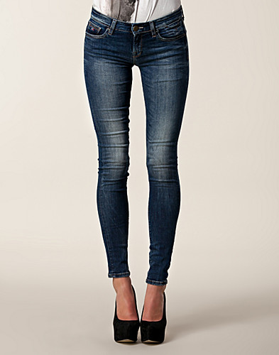 JEANS - HILFIGER DENIM / NINA SKINNY FAIRWOOD STRETCH - NELLY.COM