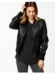 Noisy May Milly PU Jacket