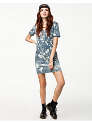 Noisy May Dot Liva Short Dress