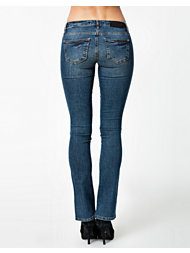 Noisy May Edie Slim Bootcut Jeans